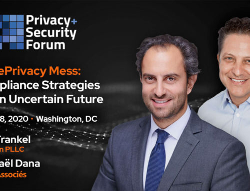 May 2020   ePrivacy Regulation: Compliance Strategies